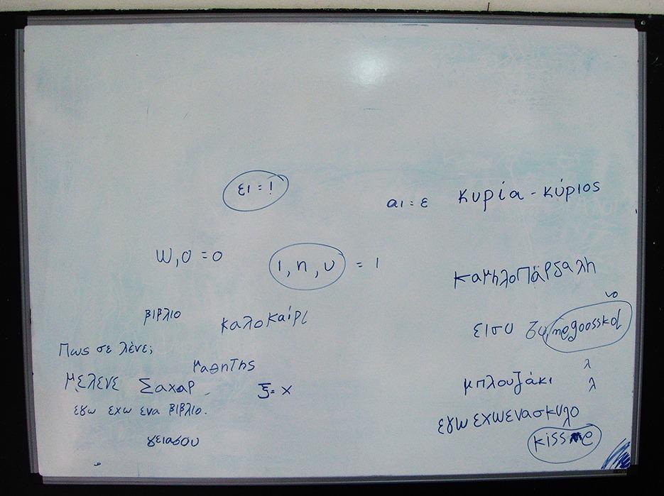 whiteboard s