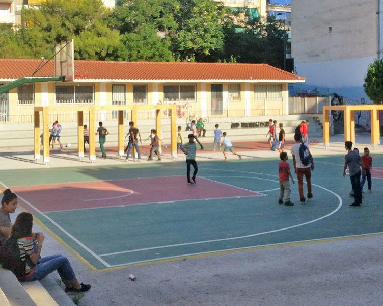 Schoolyard-s