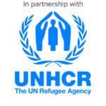 Metadrasi - UNHCR visibility vertical Blue CMYK v2015 Partnership