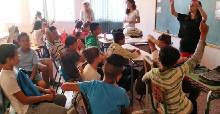 Metadrasi - classroom s