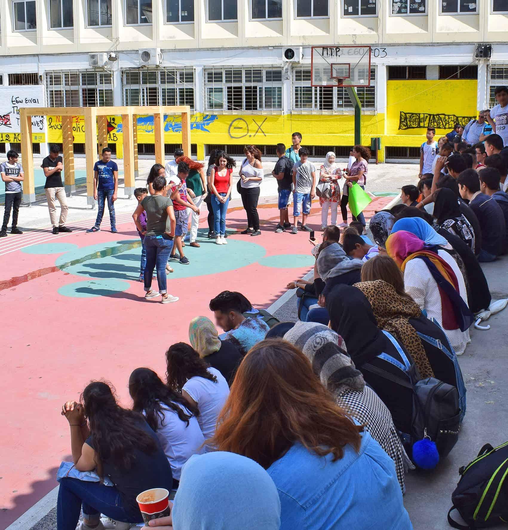 Metadrasi - Step2School celebration 2
