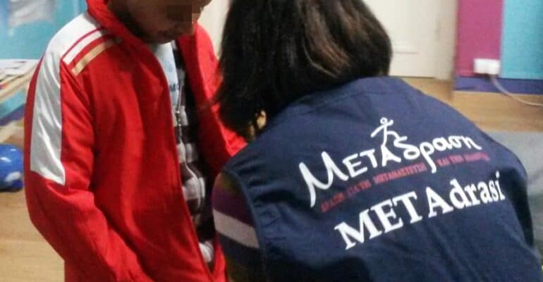 Metadrasi - A jacket for every child