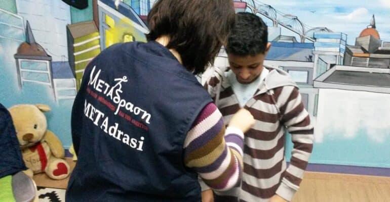 Metadrasi - aid1
