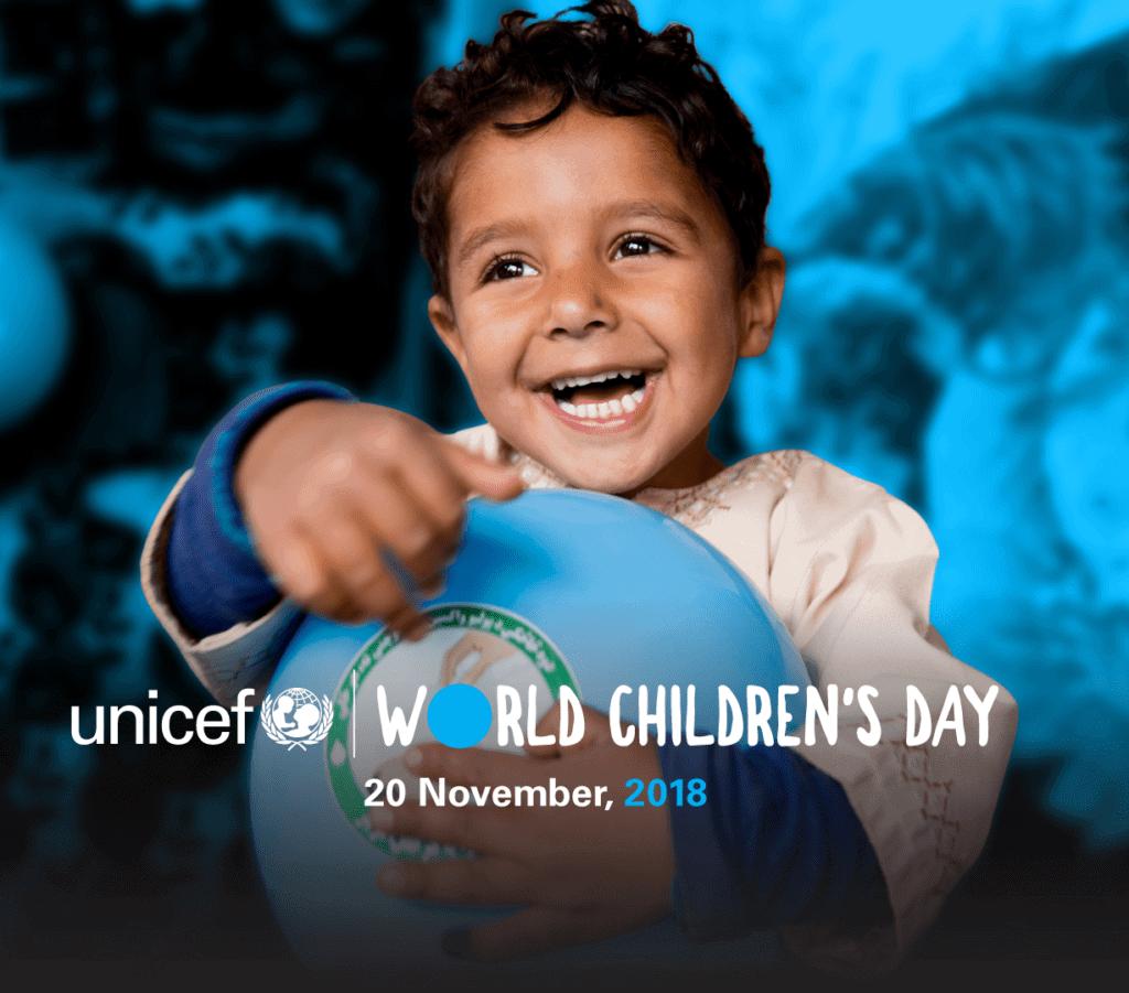 Metadrasi - unicef childrens day s