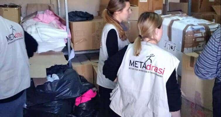 Metadrasi - metadrasi humanitarian