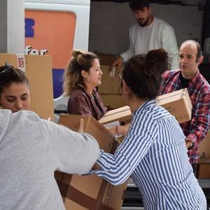 Metadrasi - humanitarian aid s