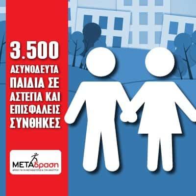 Metadrasi - KORONOIOS