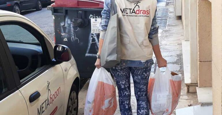 Metadrasi - METAdrasi Mobile Street Work Unit s