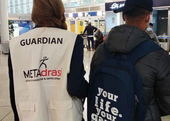 Metadrasi - METAdrasi reunification GB s