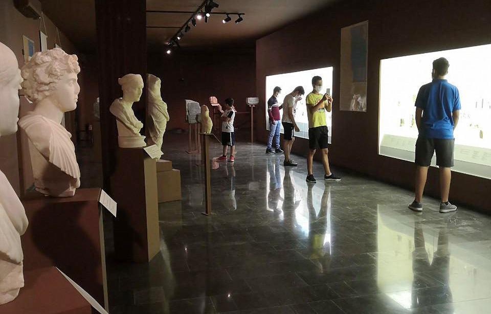 Metadrasi - METAdrasi chios museum 2