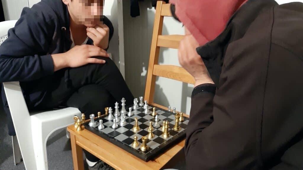 Metadrasi - K10 chess