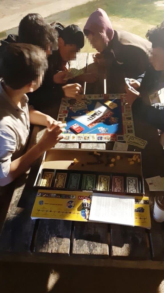 Metadrasi - K3 monopoly 1