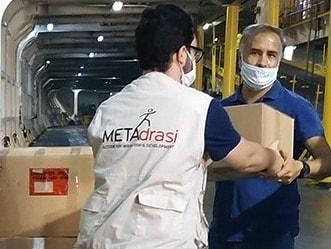 Metadrasi - METAdrasi Moria mission s