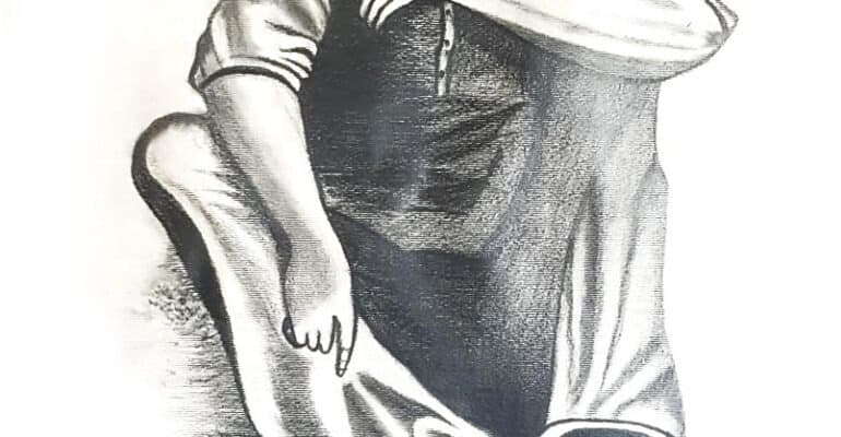 Metadrasi - metadrasi refugee painting