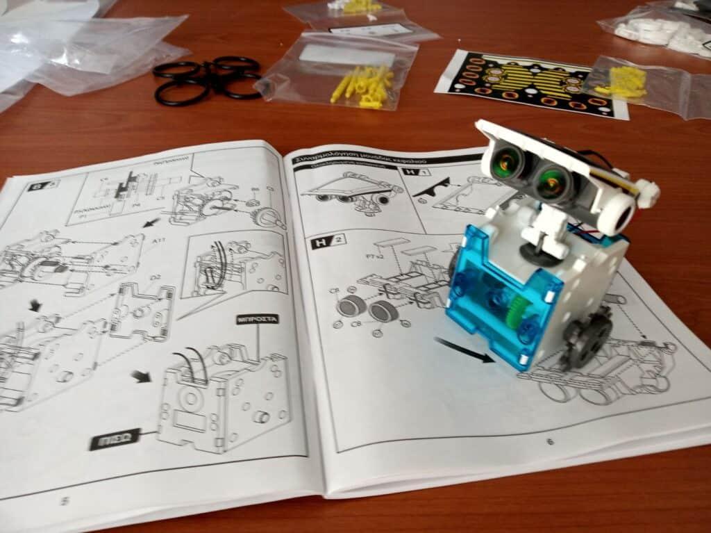 Metadrasi - metadrasi robots 3