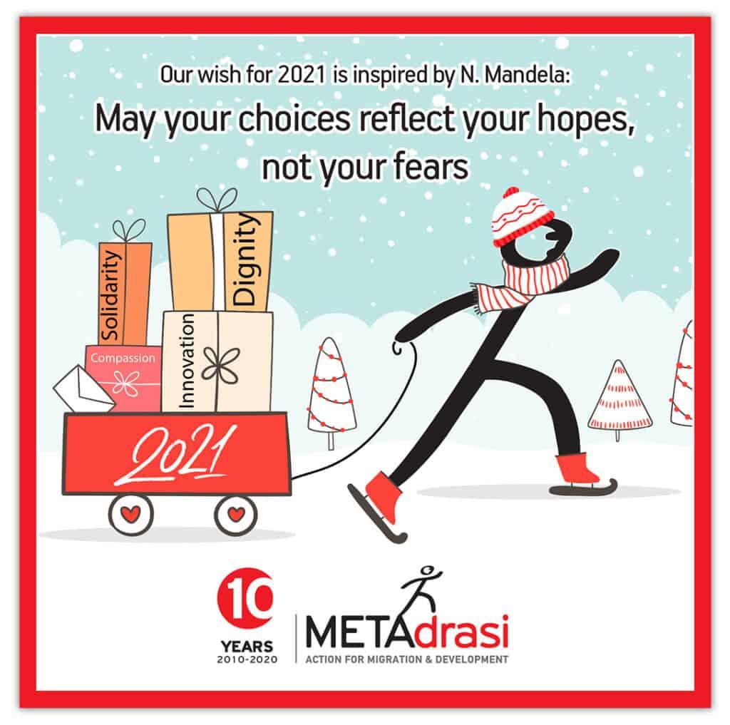 Metadrasi - Card 2021