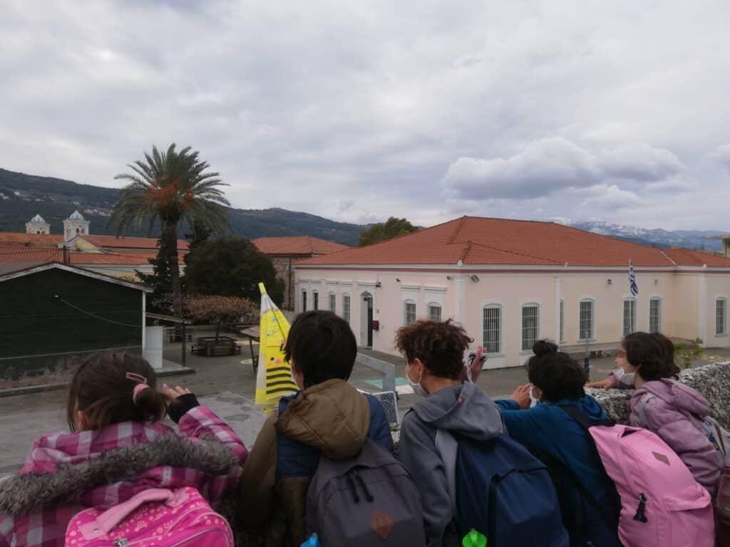 Metadrasi - METAdrasi samos shelter school