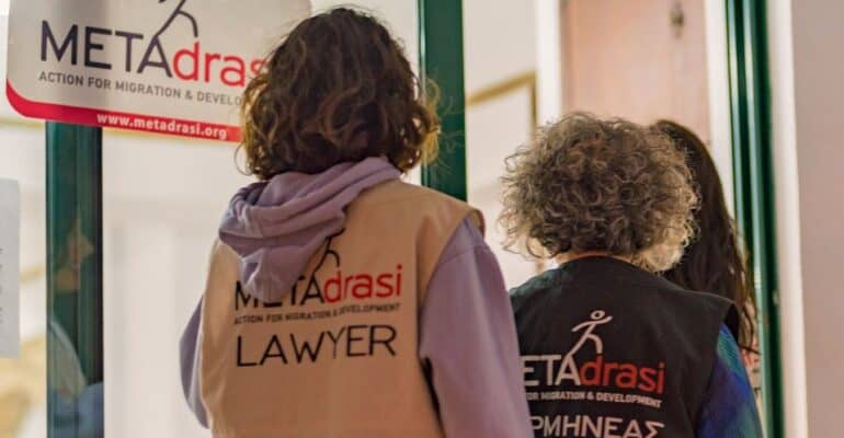 Metadrasi - metadrasi legal aid