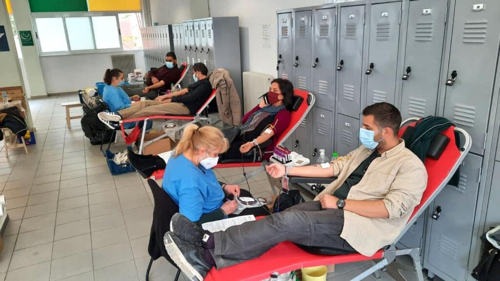 Metadrasi - METAdrasi blood donation 2