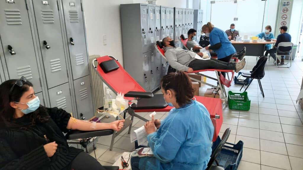 Metadrasi - METAdrasi blood donation 4