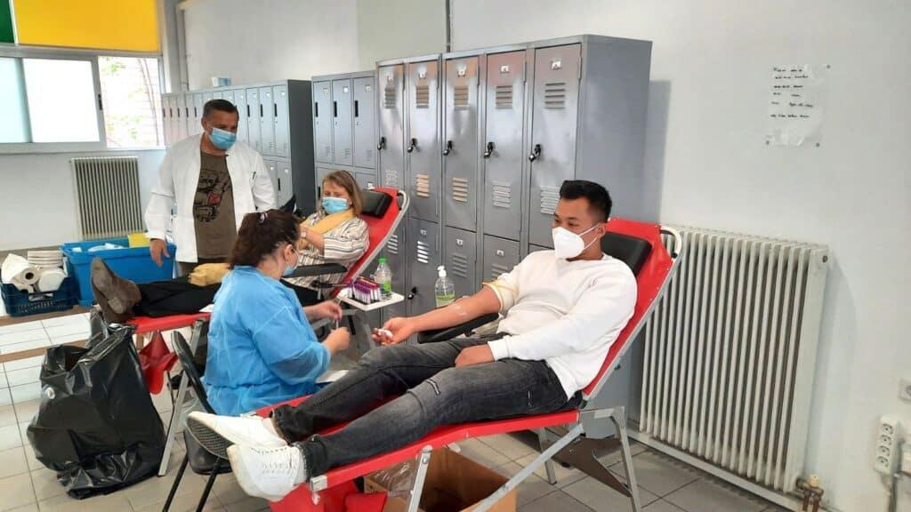 Metadrasi - METAdrasi blood donation 6