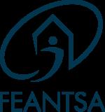 FEANTSA logo dark blue