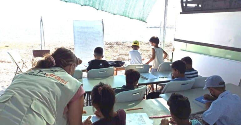 Metadrasi - metadrasi education mavrovouni 2