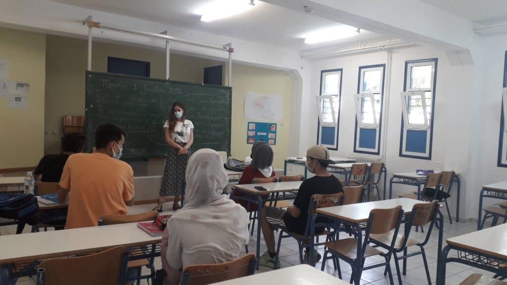 Metadrasi - step2school summer 3