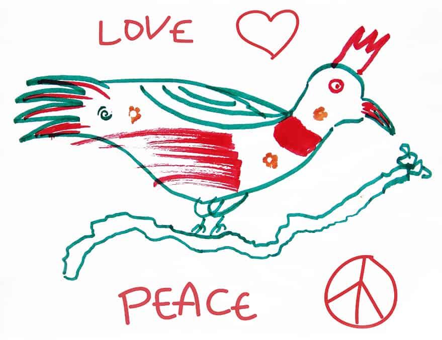 Metadrasi - PEACE