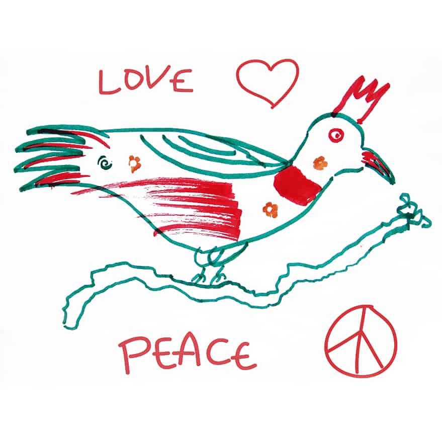 Metadrasi - PEACE s