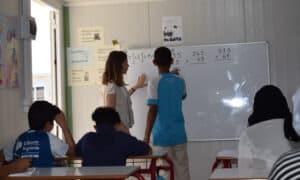 Metadrasi - education refugees islands metadrasi 5